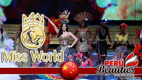 Talent Final, Beauty Crown Grand Theatre - Miss World 2015