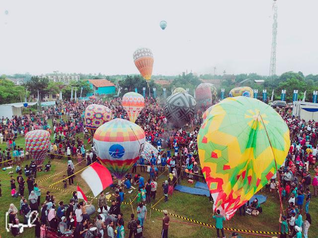 Festival Balon Udara Pekalongan