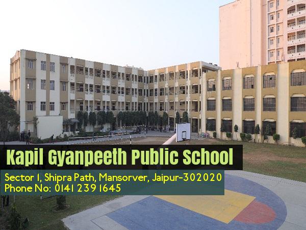 Kapil Gyanpeeth Public School
