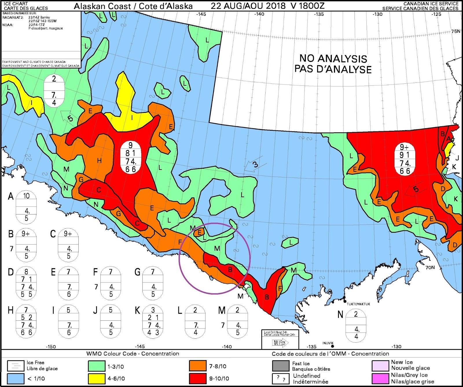 1 alaska and canada border