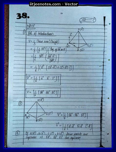 vector questions 8