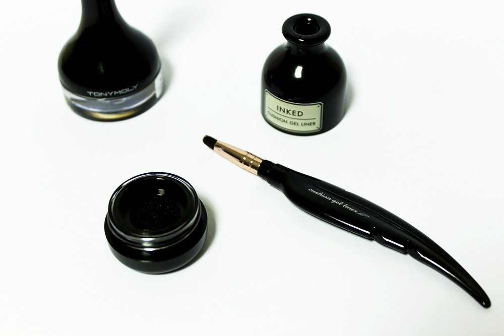 Tony Moly Inked Cushion Gel Eyeliner review