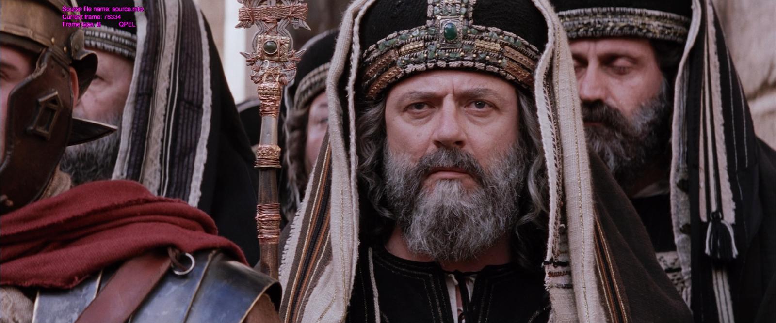 La Pasión De Cristo (2004) Edición Definitiva Full HD 1080p BD25 4