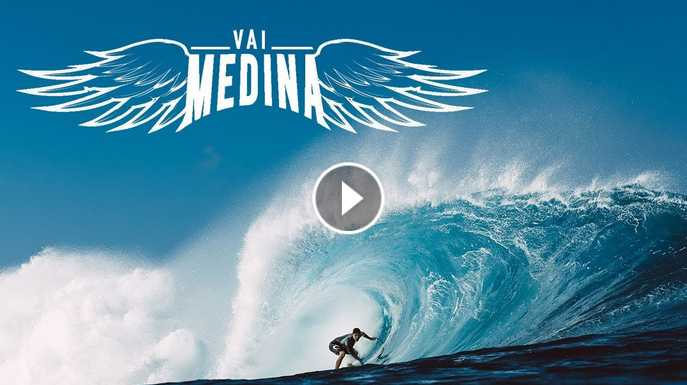 Behind The Scenes with Gabriel Medina Pipe Masters 2018 VaiMedina