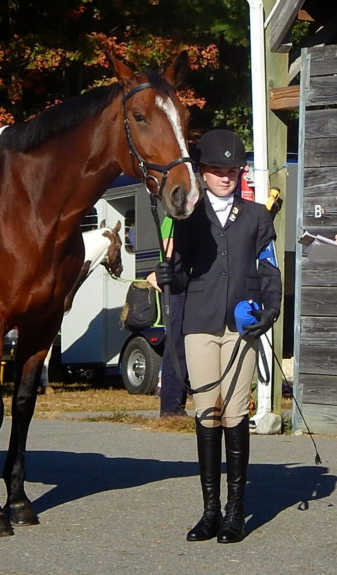Rantings Of A Horse Mom My Daughter Is Competing In Her