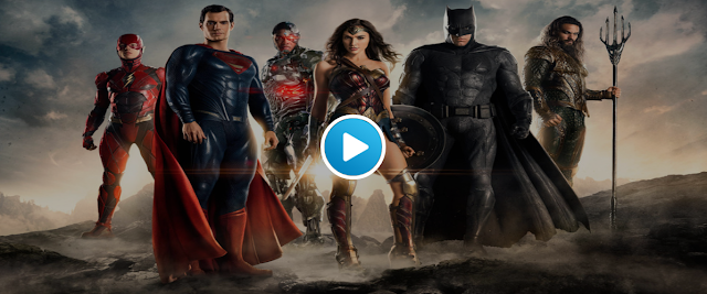 justice league final trailer : justice league movie