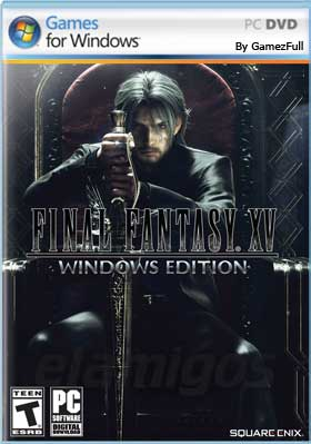 Final Fantasy XV Windows Edition PC [Full] Español [MEGA]