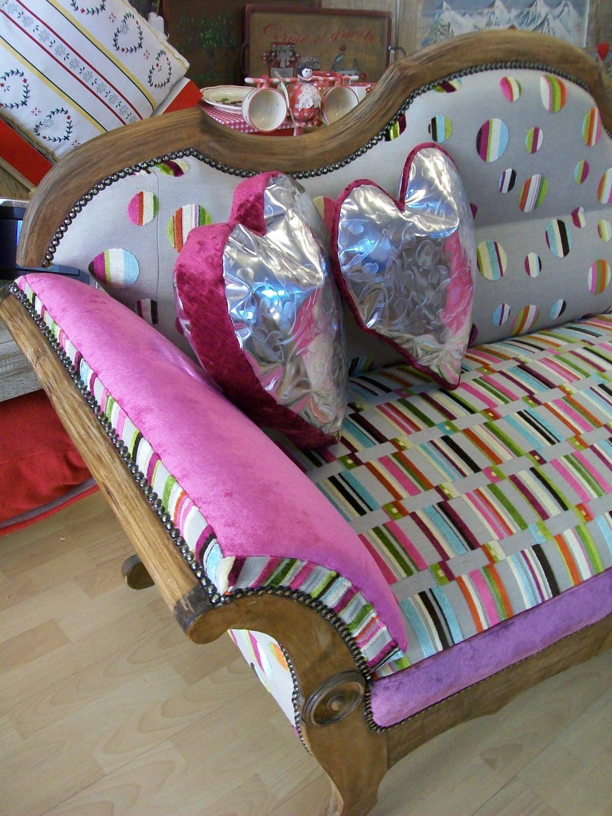 relooker un canape en tissu. Black Bedroom Furniture Sets. Home Design Ideas