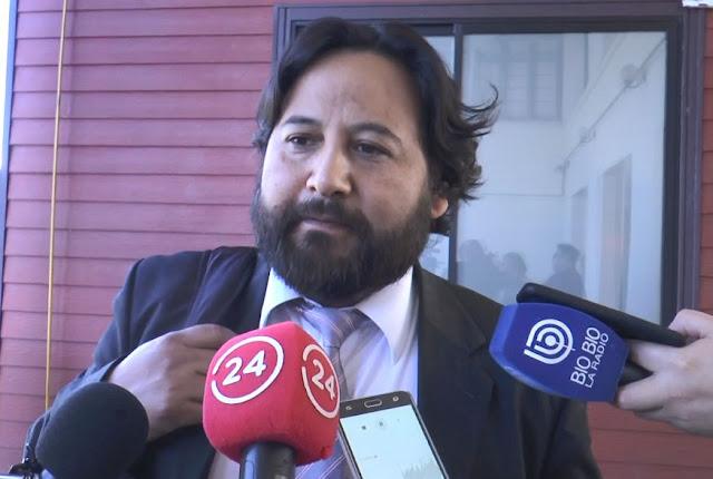 Habla abogado de imputado de lanzar artefacto incendiario a iglesia en Osorno