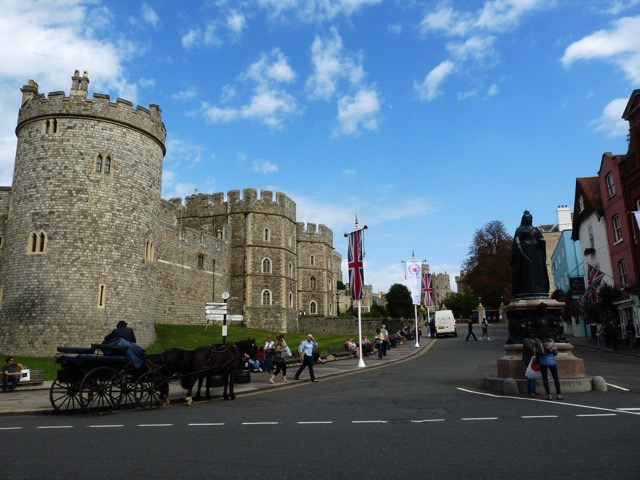 windsor castle, ravacholle belgium based lifestyle blog