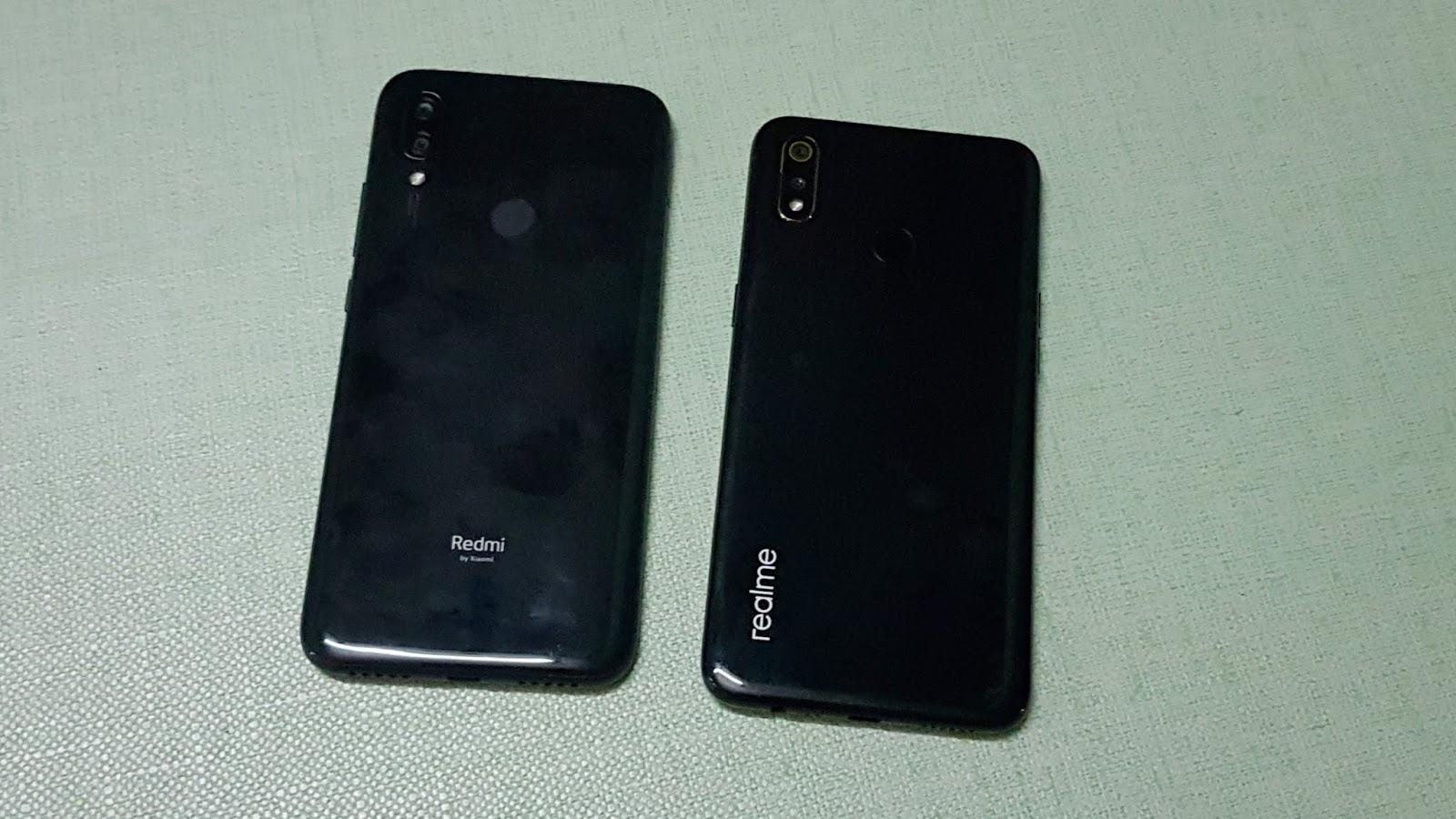 10c15e7e4 Redmi 7 has a 6.26-inch (1520 × 720 pixels) HD+ 19 9 display