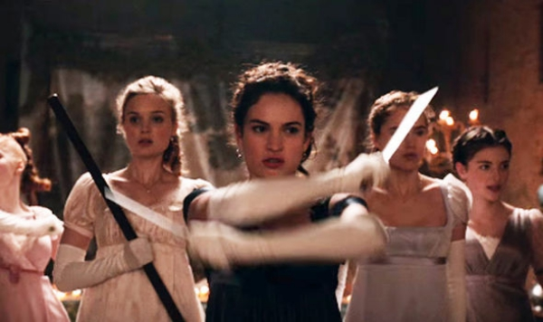 pride and prejudice and zombies mandrie si prejudecata