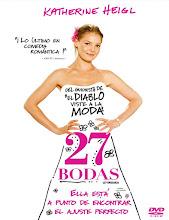 27 Dresses (27 bodas) (2008) [Latino]