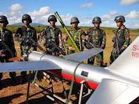 TNI Angkatan Udara Berencana Tempatkan Drone di Atambua