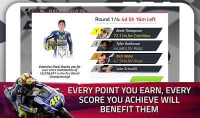Download MotoGP Race Championship Quest v1.18 Apk terbaru