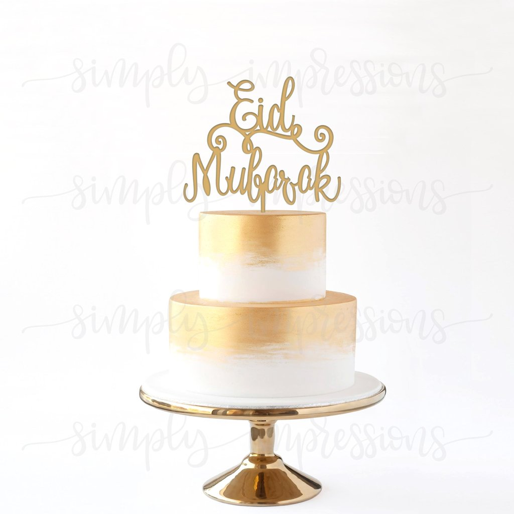 Most Popular Eid Mubarak Cake Toppers on Latest Writing A Thank You Note