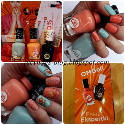 Ekspertka Miracle Gel Sally Hansen