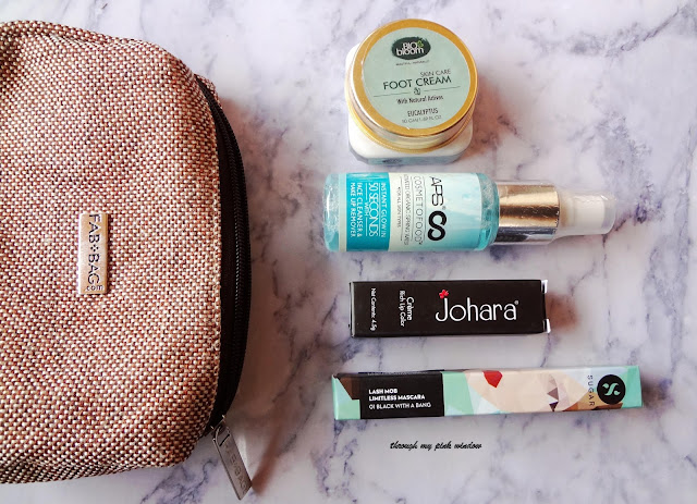 Unboxing Of Fab Bag June 2017 The Boho Chic edition