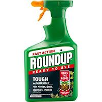 Roundup Tough Weedkiller Spray