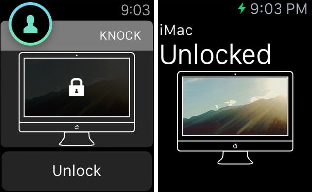 Application Lets You Unlock Your Mac With Apple Watch