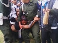 Provokator, Pria Bertato Ditangkap di Tengah Demo 212, Ini Ceritanya