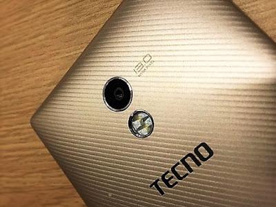 هيكل Tecno Camon C9 من الالومنيوم