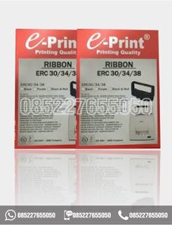 Ribbon Cartridge Untuk Printer Kasir Epson Erc 30 / 34 / 38, alat tulis kantor, 0852-2765-5050