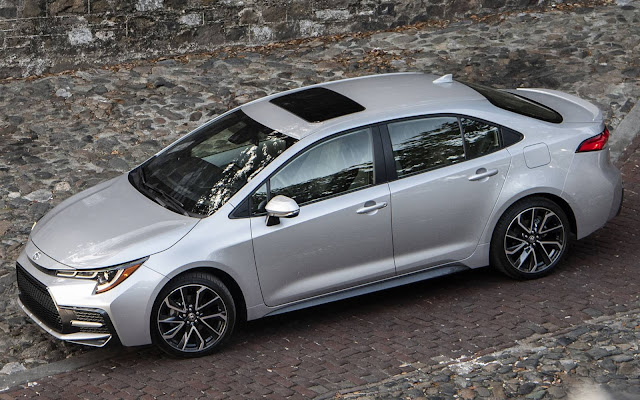 Novo Toyota Corolla 2020 2.0 CVT