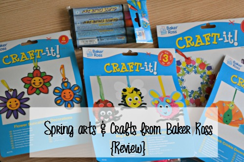 Baker Ross Rping arts and crafts - review