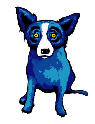 new orleans blue dog