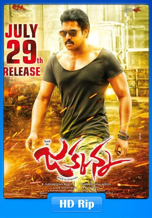 Jakkanna 2018 Hindi Dubbed HDTV x264 | 480p 300MB | 100MB HEVC