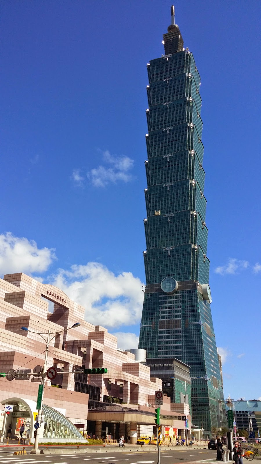101 Best Ongles Images On Pinterest: Top Of The World: Taipei 101