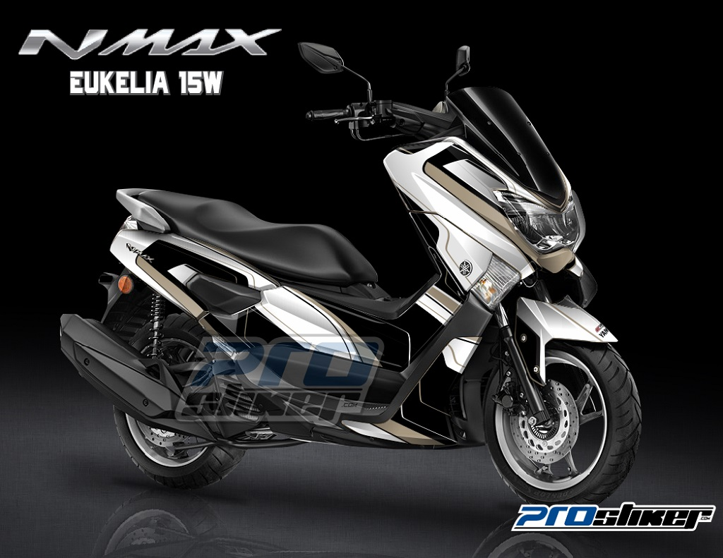 striping yamaha nmax modifikasi full body striping modif