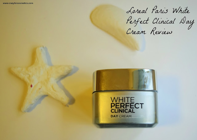 Loreal Paris WHITE PERFECT CLINICAL DAY CREAM SPF19 PA+++