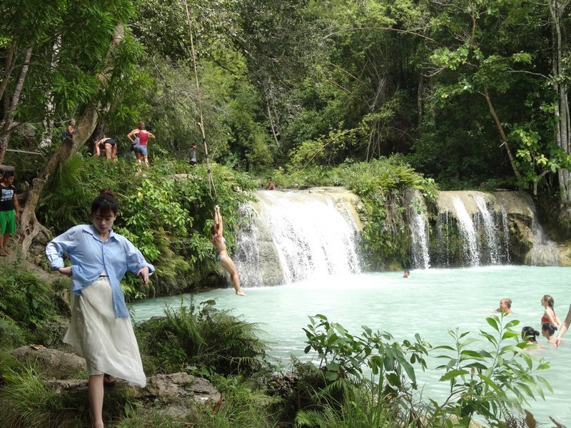 PHILIPPINES : Cambugahay Falls / 5 jours sur Siquijor & Apo Island / www.by-laura.fr