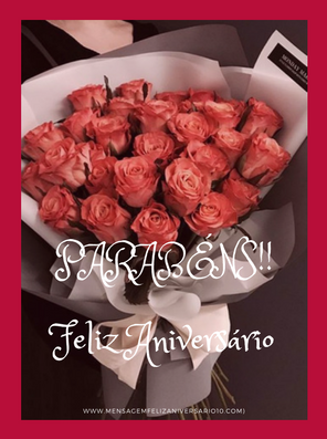 mensagem de aniversario para amiga