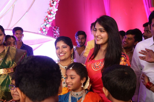 Sweety-Shetty-at-Shyam-Prasad-Reddy's-daughter-Maithri's-wedding