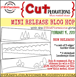 CUTplorations Mini Release Hop!