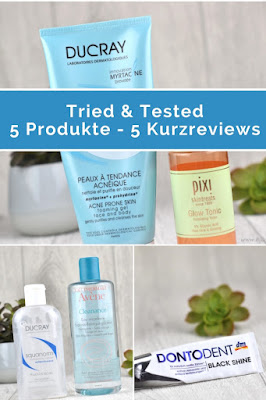 Tried & Tested - 5 Produkte im Test - 5 Kurzreviews