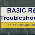 Basic Routing and Switching Troubleshooting
