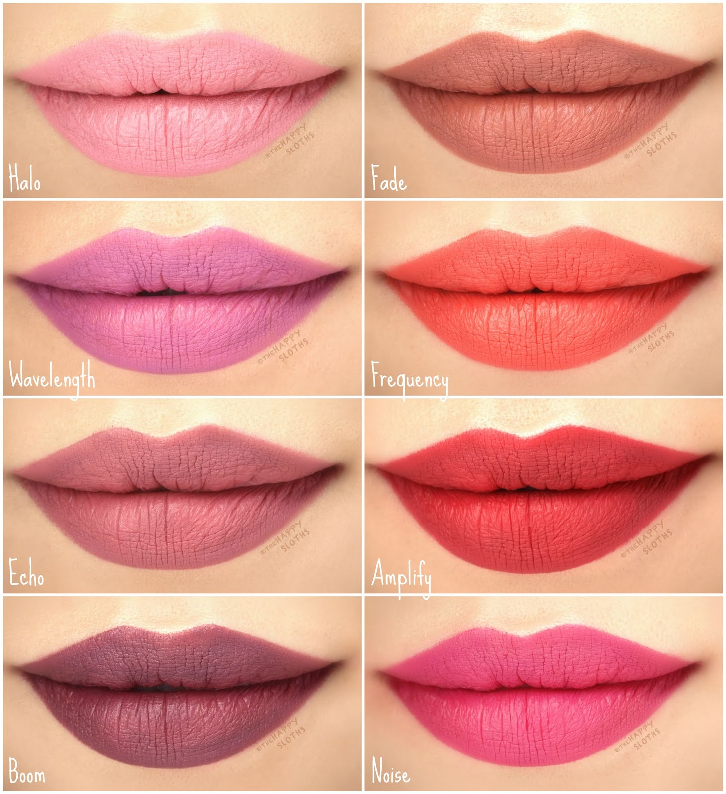 Urban Decay | Lo-Fi Lip Mousse: Review and Swatches