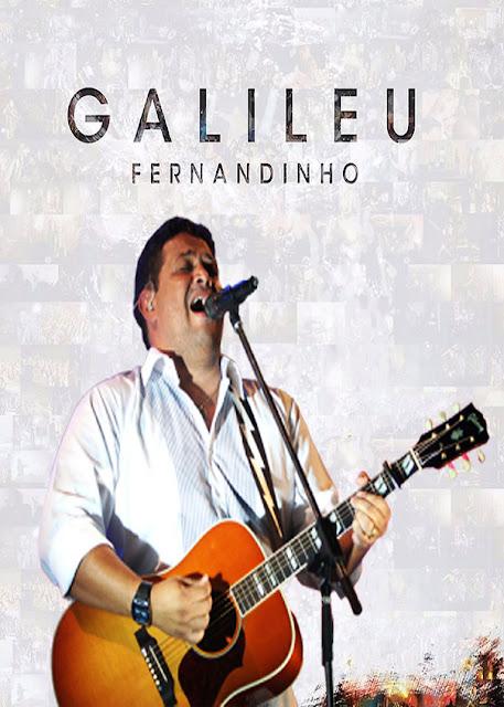 DVD - Fernandinho - Galileu (2015)