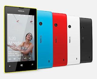 Harga Nokia 520