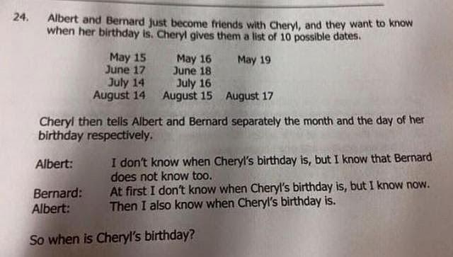 Soal Matematika Anak SD Kelas 5 di Singapura Ini Sudah HOTS