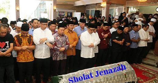 Bacaan Doa Tata Cara Niat Sholat Jenazah Mayit Laki Laki ...