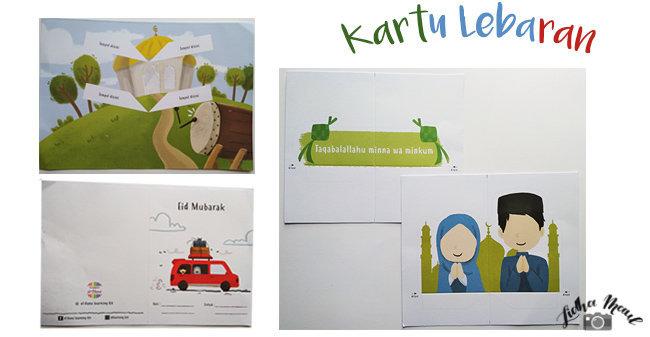 Busy Bag Ramadhan - Permainan Edukasi Anak