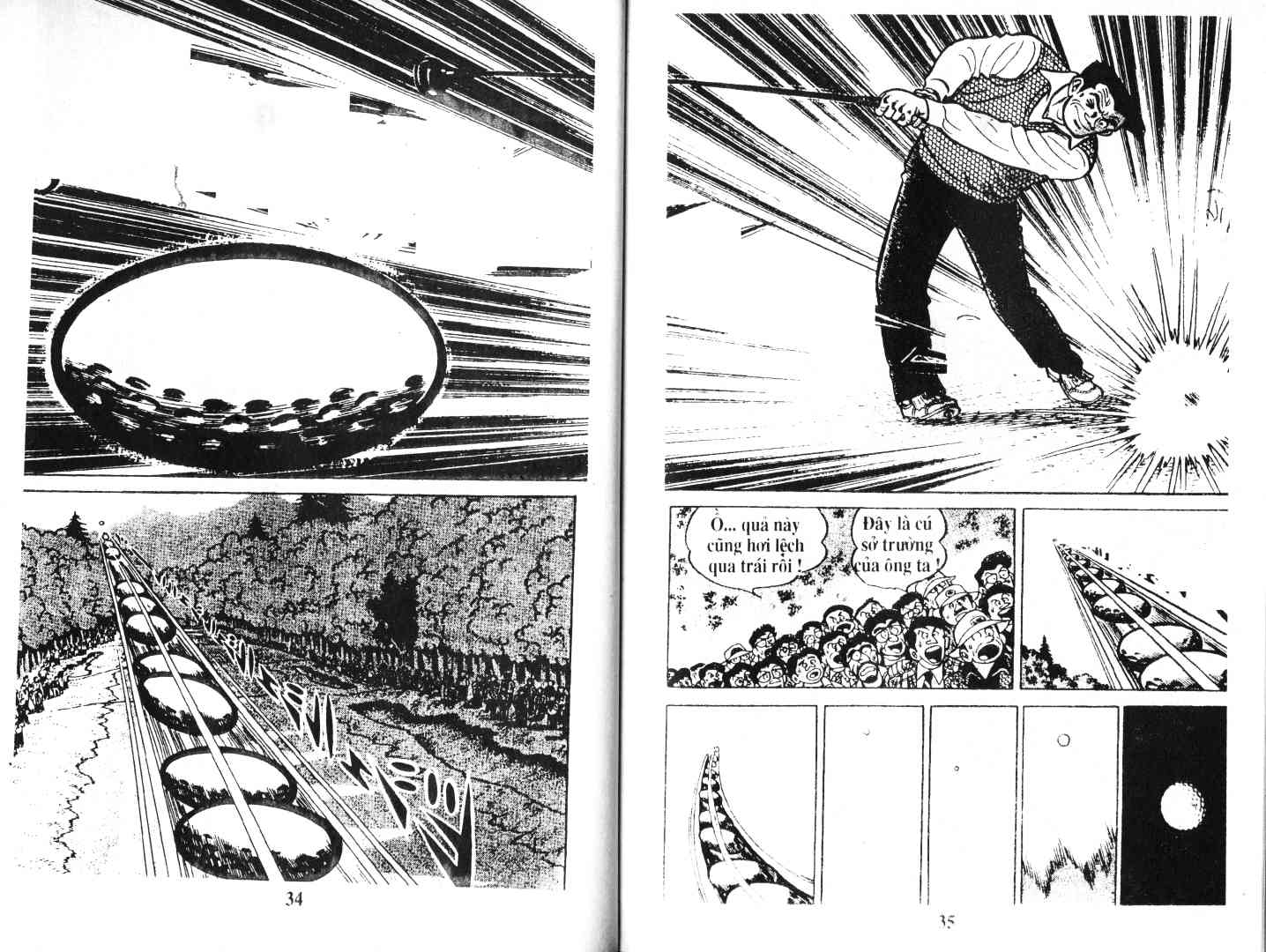 Ashita Tenki ni Naare chapter 51 trang 16