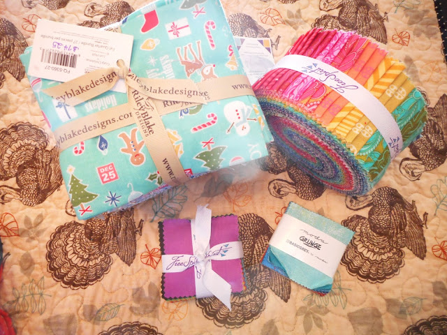 Pinkadot Quilts Wow Houston Quilt Market Giveaway