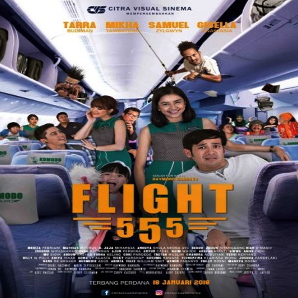 Flight 555, Flight 555 Synopsis, Flight 555 Trailer, Flight 555 Review, Poster Flight 555