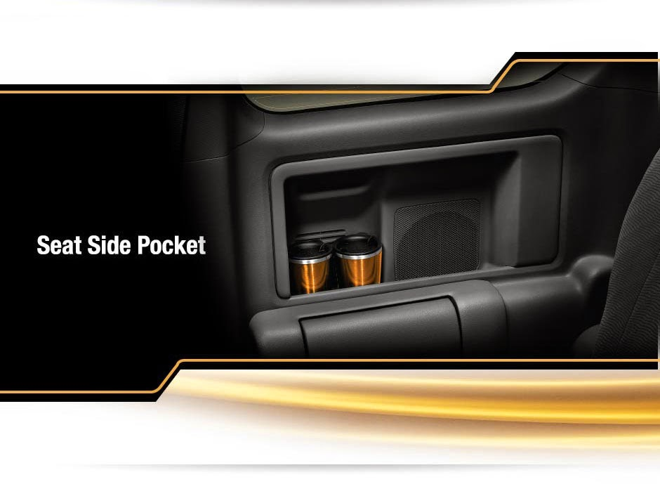 seat side pocket